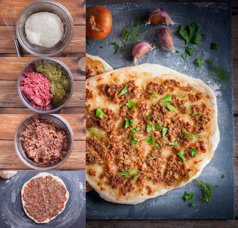 Ламаджо - аппетитные армянские лепешки