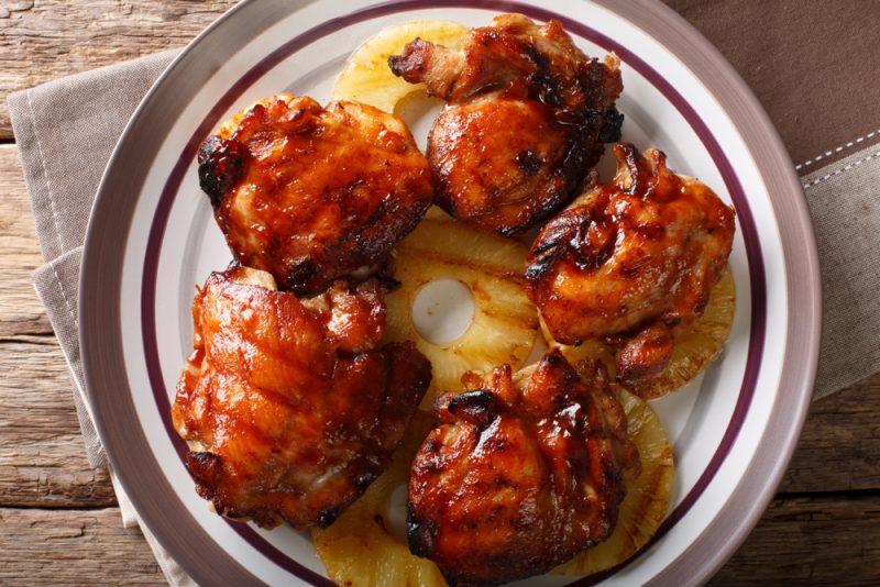 Рецепт маринада для шашлыка из свинины и ананасового сока