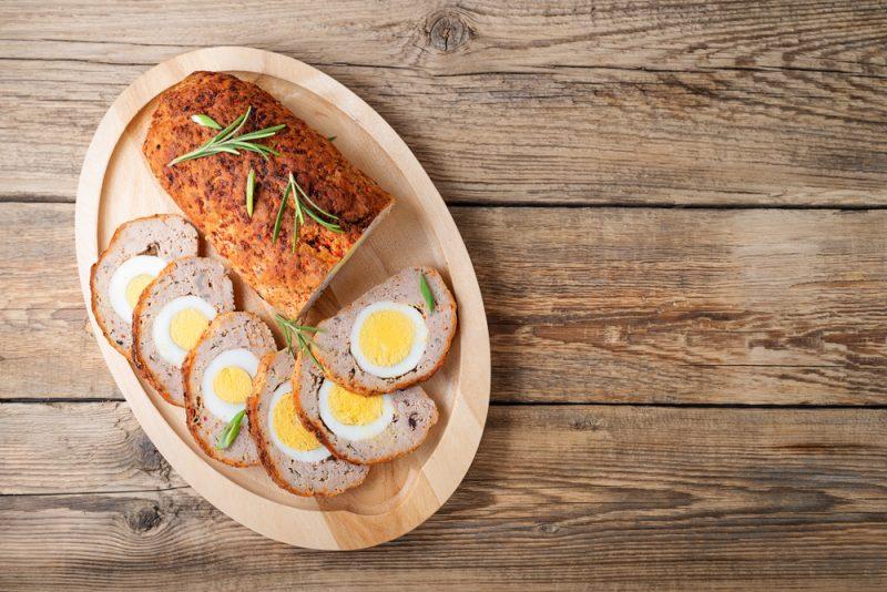 Что можно приготовить из фарша говядины на закуску?