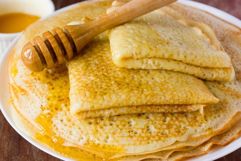 Рецепт марокканские блины сеточка