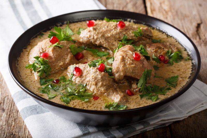 Классический рецепт сациви из курицы по-грузински