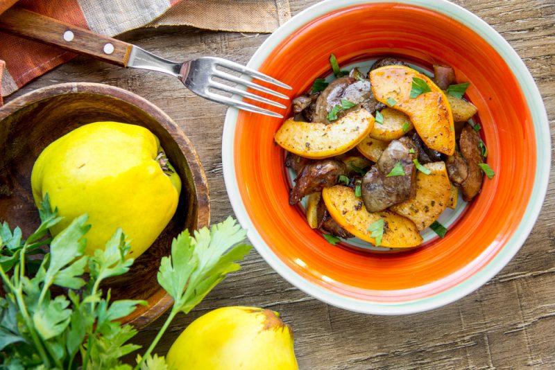 Суп с добавлением айвы: рецепт с фото