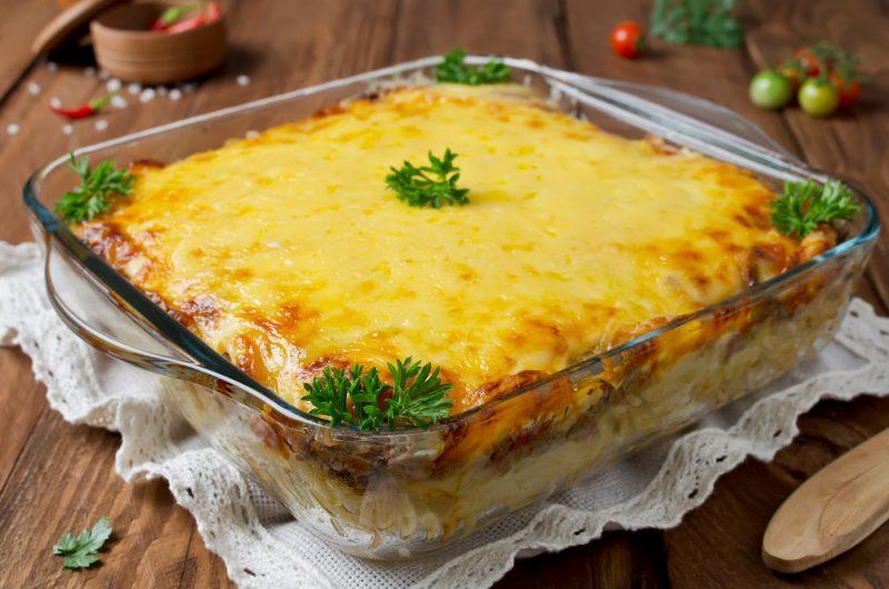Торт Наполеон закусочный: рецепт с фото