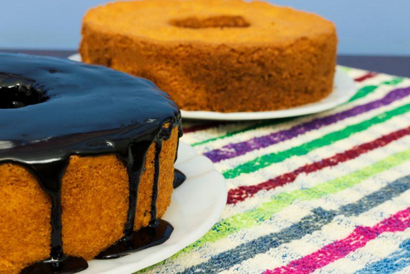 Морковный пирог по-бразильски