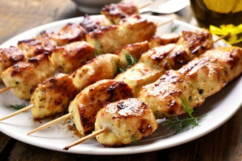 Самые вкусные рецепты шашлыка из курицы