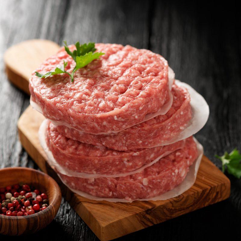 Гамбургер в стиле Д. Оливера