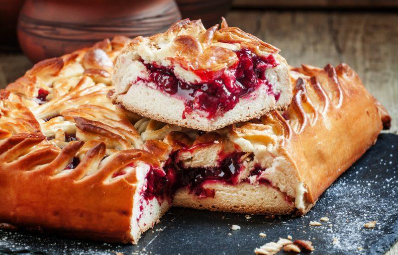 Пирог по-домашнему