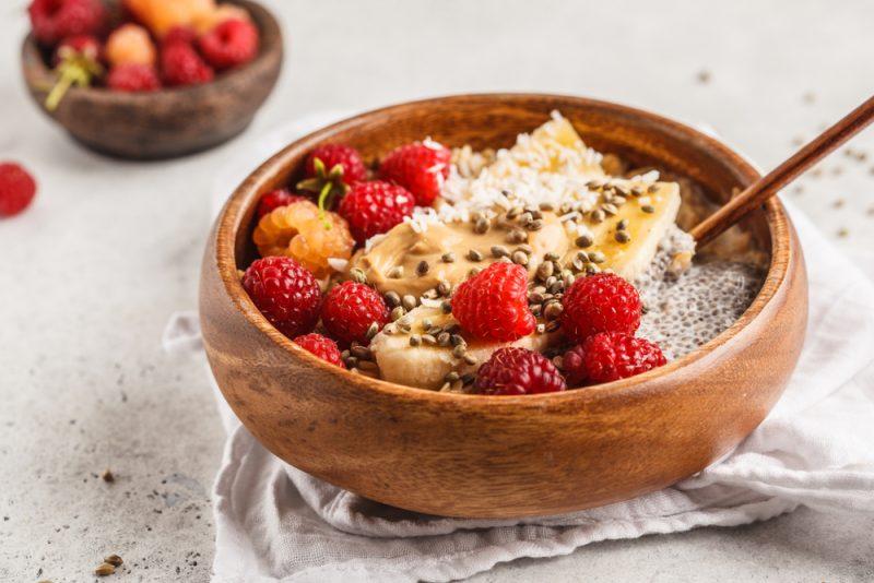 Конопляная каша – полезный и оригинальный завтрак