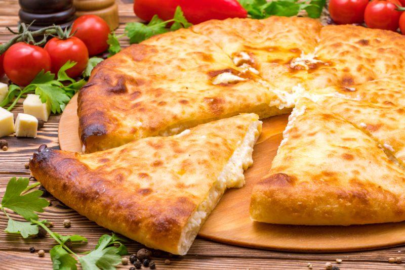 Простые рецепты нежного осетинского пирога с сыром