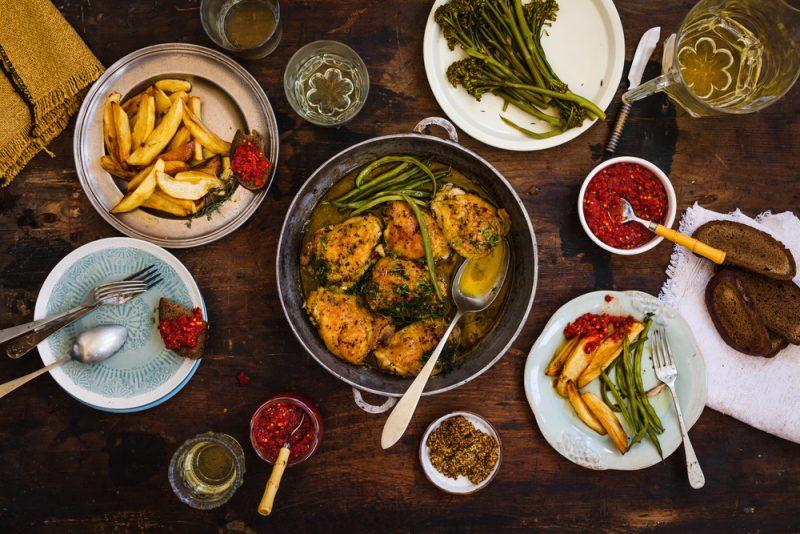 Правильное питание вторые блюда рецепты