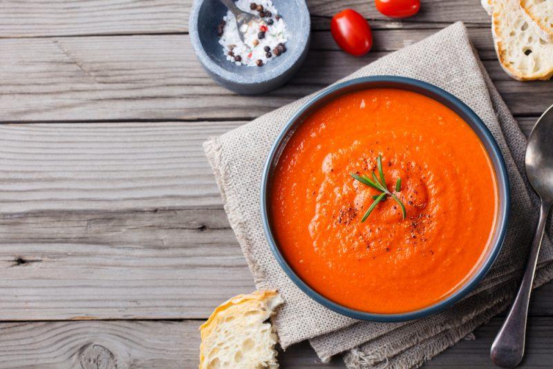 Суп-пюре «Солнышко»