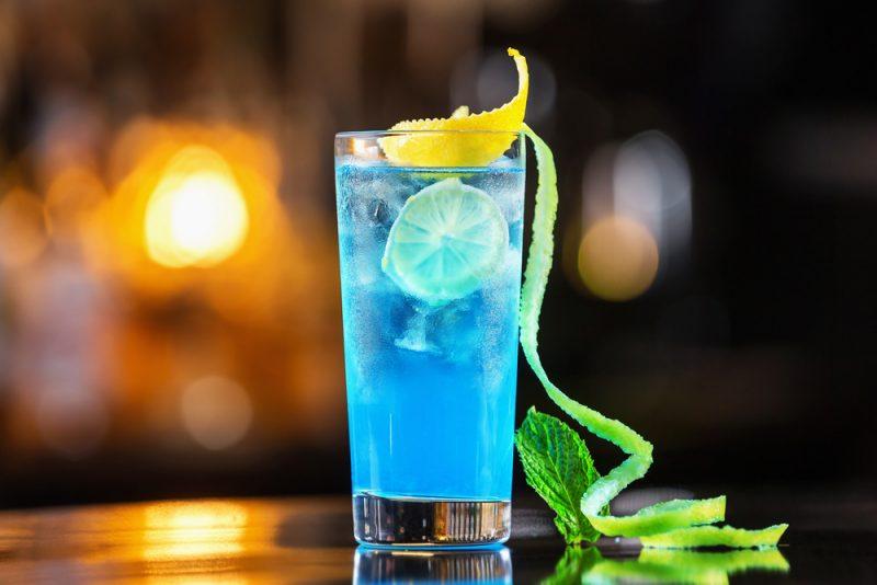 Классическая «Голубая лагуна»