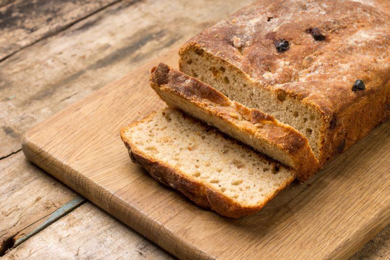 Рецепт хлеба из ржаной муки на кефире