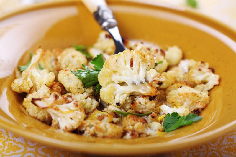 Простой рецепт кляра для цветной капусты с сыром