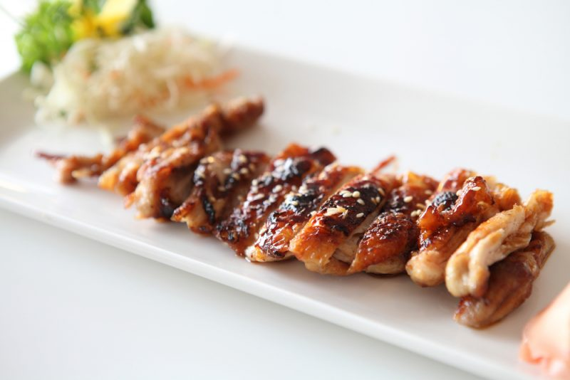 Простой рецепт курицы в соусе терияки