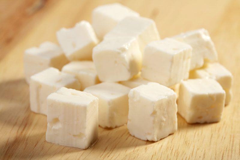 Нежный творожный сыр