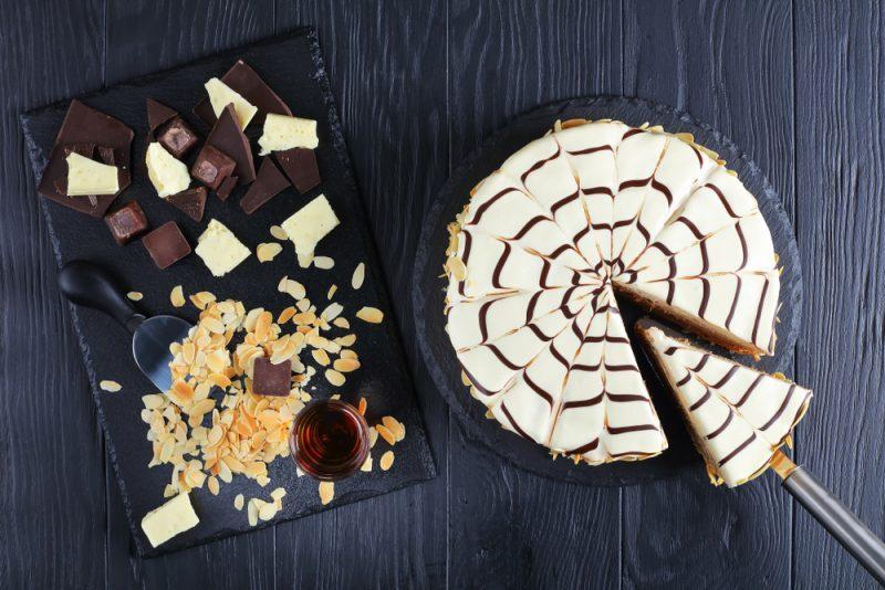 Классический рецепт торта Эстерхази