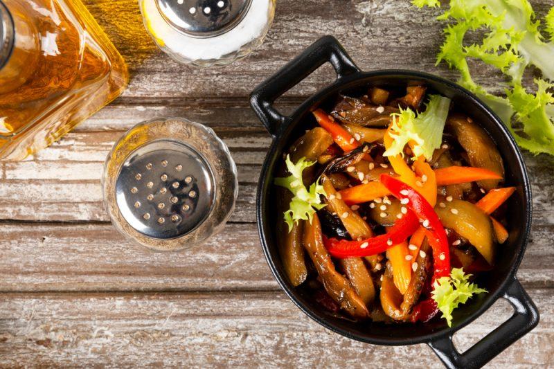 Рецепт салата кадича