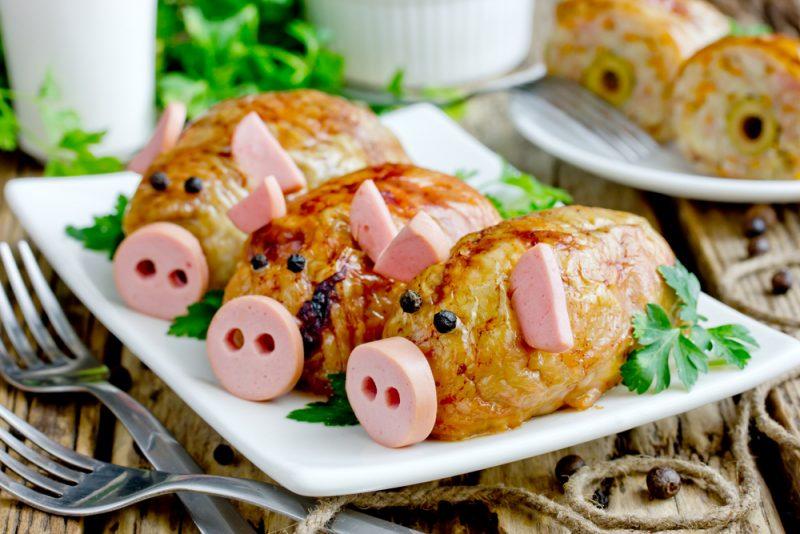 Рецепт первый: котлеты из свиного фарша классические