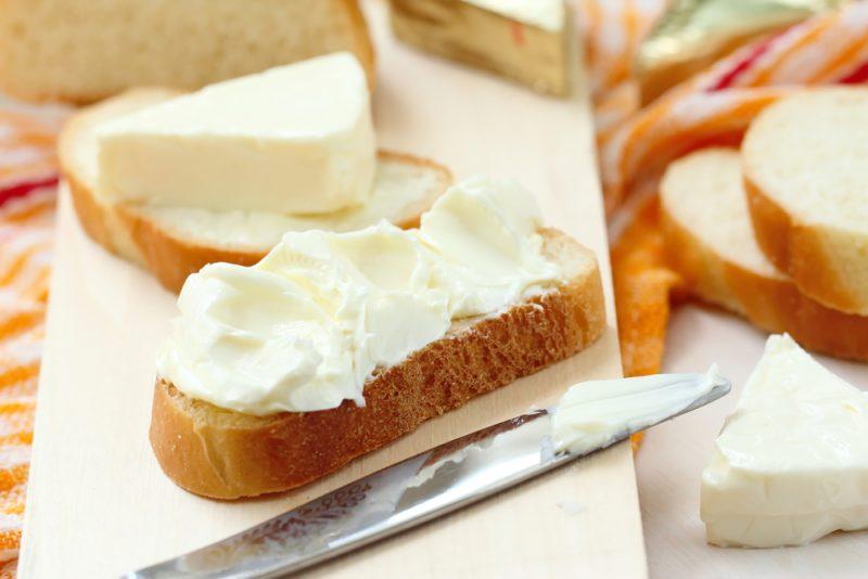Плавлено-творожный сыр: рецепт с пшенными хлопьями