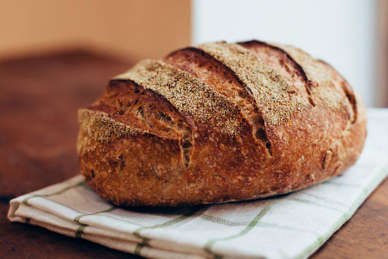 Хлеб из ржаной муки в духовке: рецепт без дрожжей