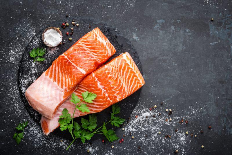 Ферментированный лосось: идеальное решение на закуску