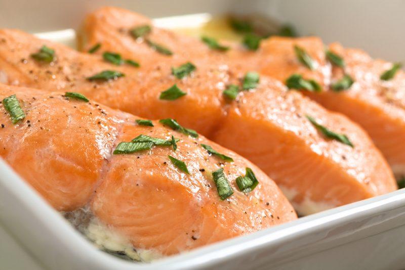 Засол красной рыбы в домашних условиях рецепт за 40 минут