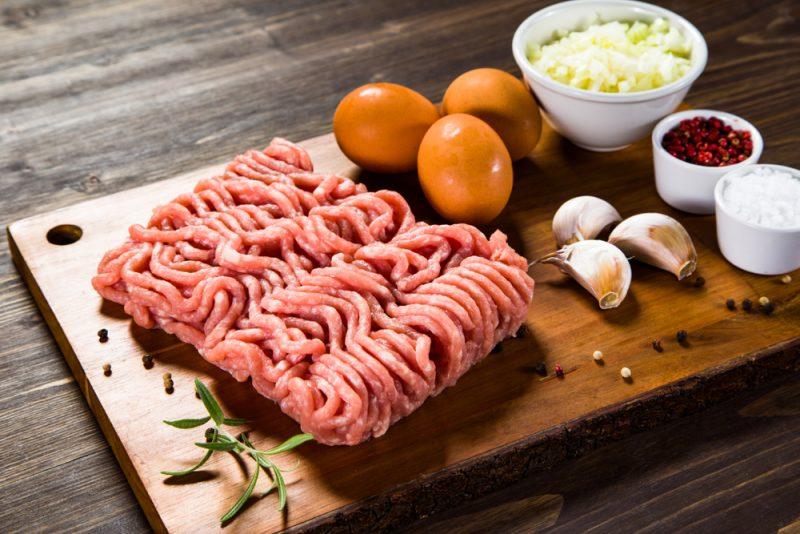 Вкусный фарш свинина и говядина: рецепт, проверенный