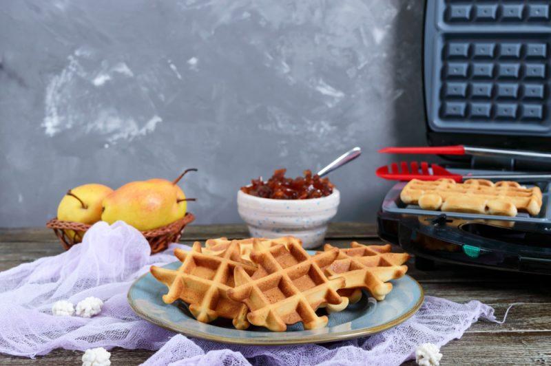Классический рецепт венских вафель для электровафельницы