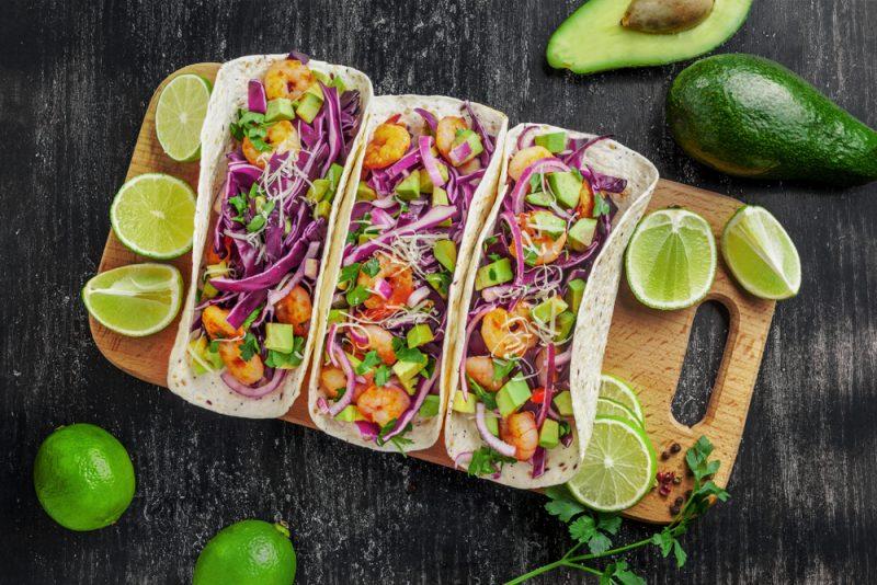 Рецепты мексиканских блюд
