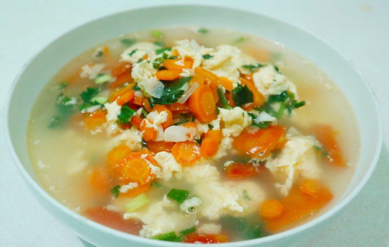 Быстрый суп для обеда