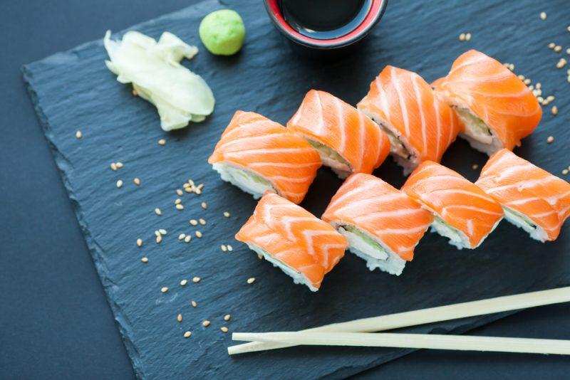 Филадельфия – готовим популярные суши дома