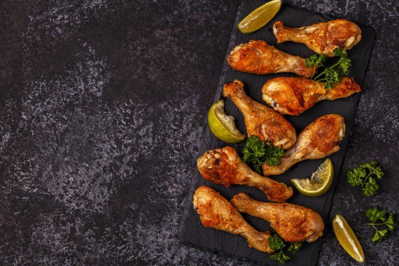 Голень куриная: самый вкусные рецепты