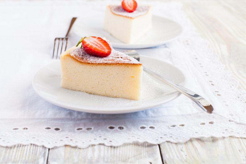 Японский Хлопковый Чизкейк - Cotton Cheesecake