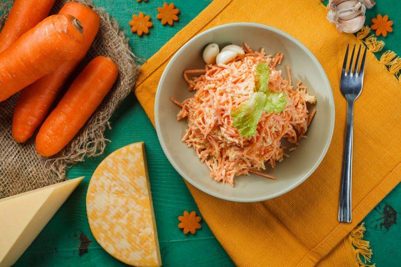 Морковное удовольствие