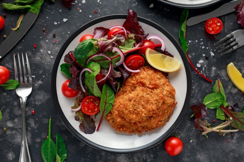 Вкусные рецепты куриных отбивных