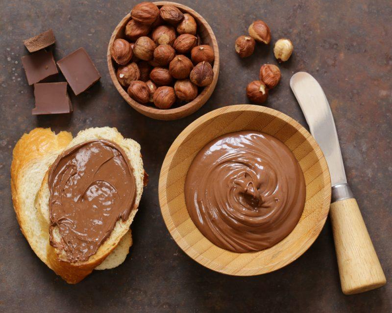 Рецепт пасты с орешками