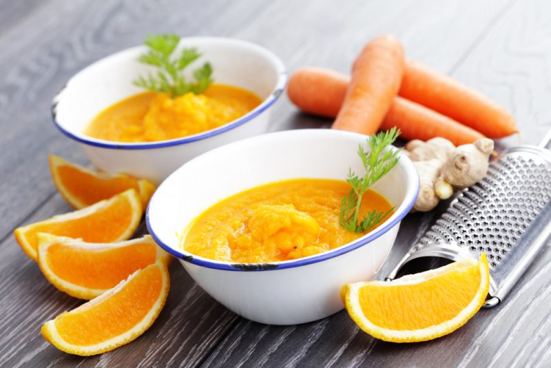 Оригинальный крем-суп: простой рецепт