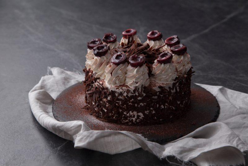 Простой рецепт торта «Трухлявый пень»