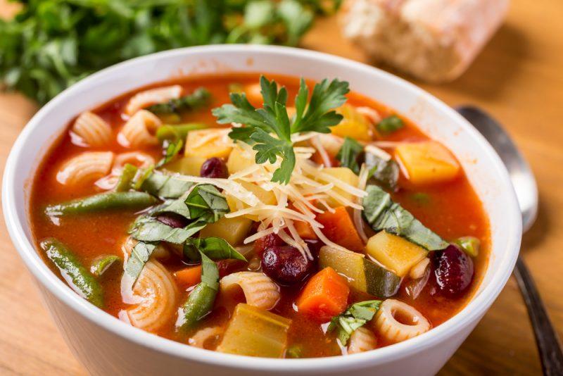 Как приготовить суп?