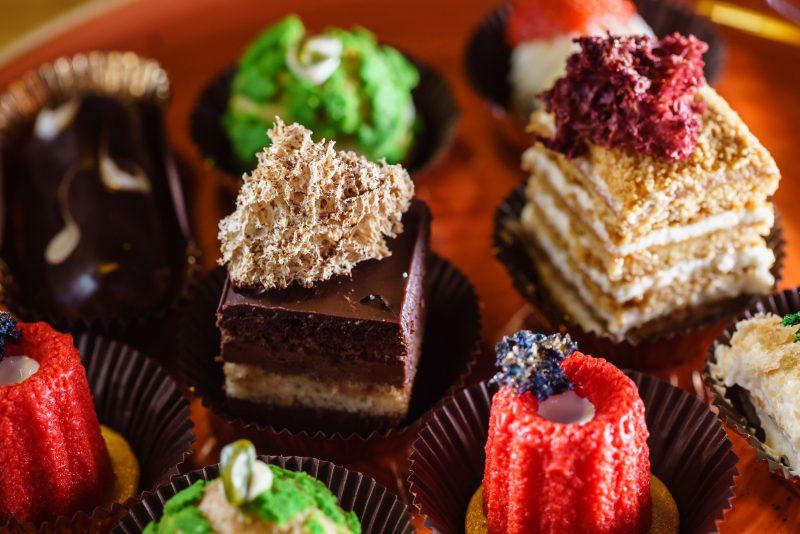 Шоколадный медовый торт