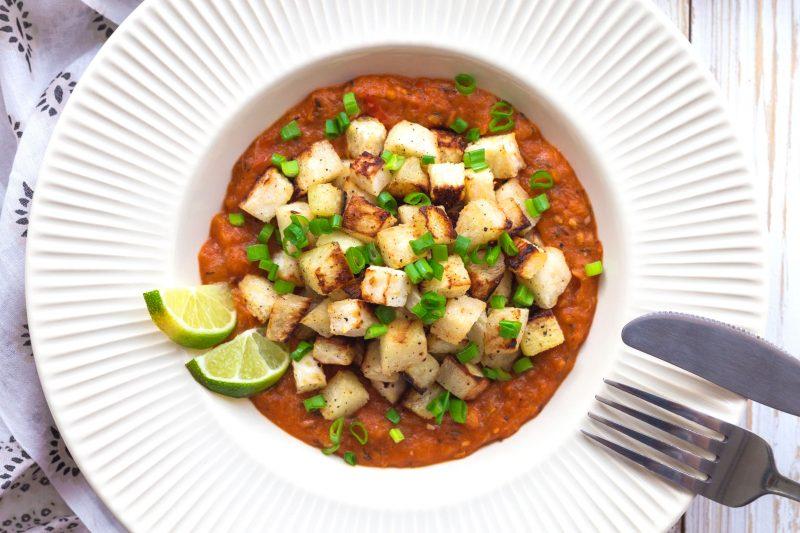 Капуста кольраби: рецепты приготовления с тушеными овощами