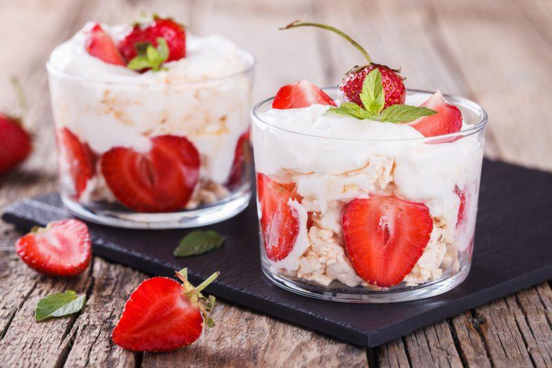 «Полезный десерт»