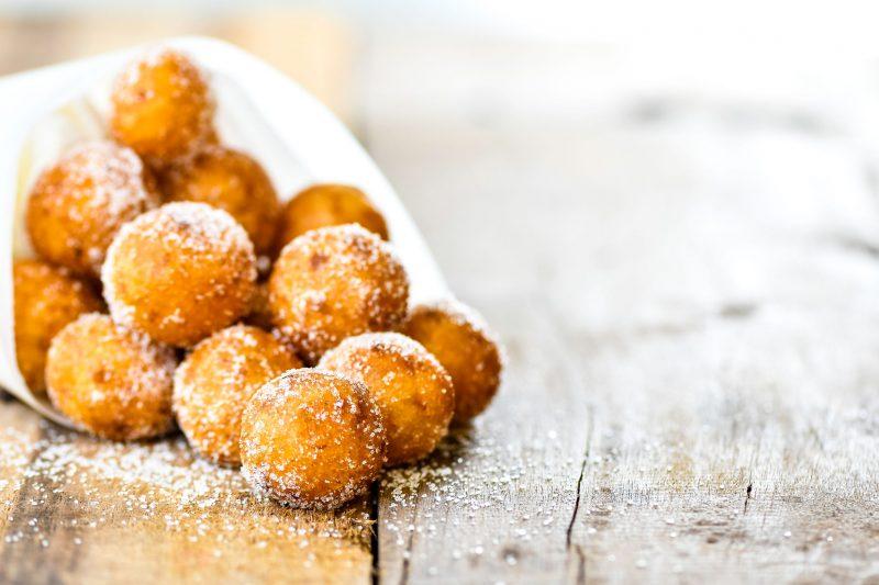 Нежнейшие пончики: рецепт из творога