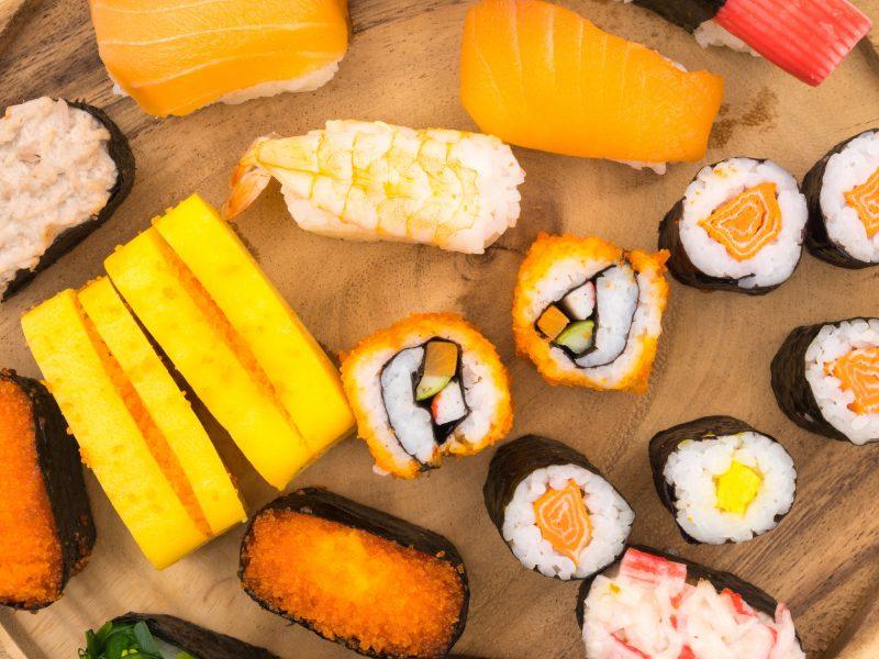 Маки-суши: роллы для новичков