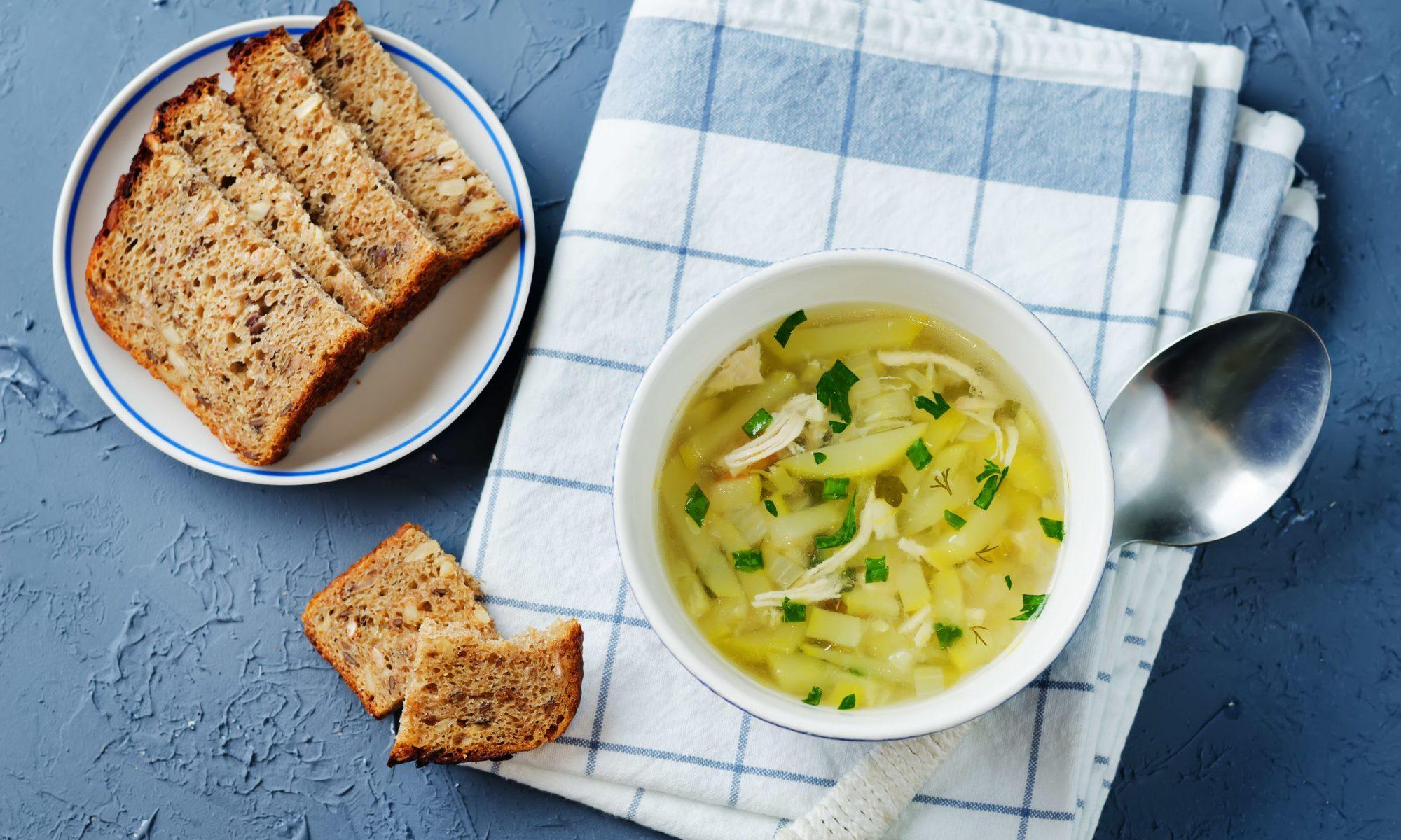 Куриный суп: рецепт с фото пошагово (6 вариантов)