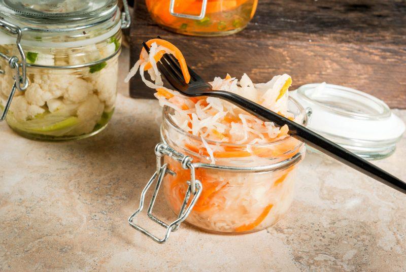 Хрустящая квашеная капуста: рецепт классический