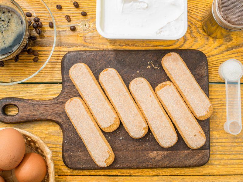 Приготовление печенья савоярди в домашних условиях