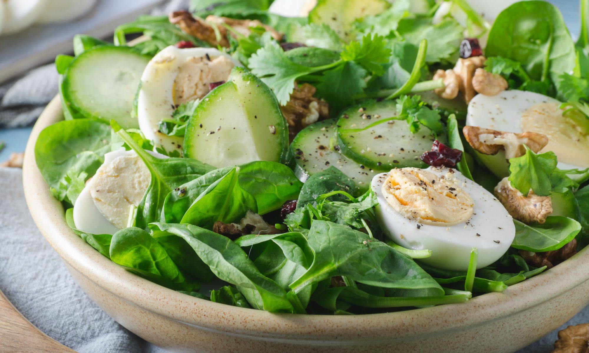 Простые и легкие салаты