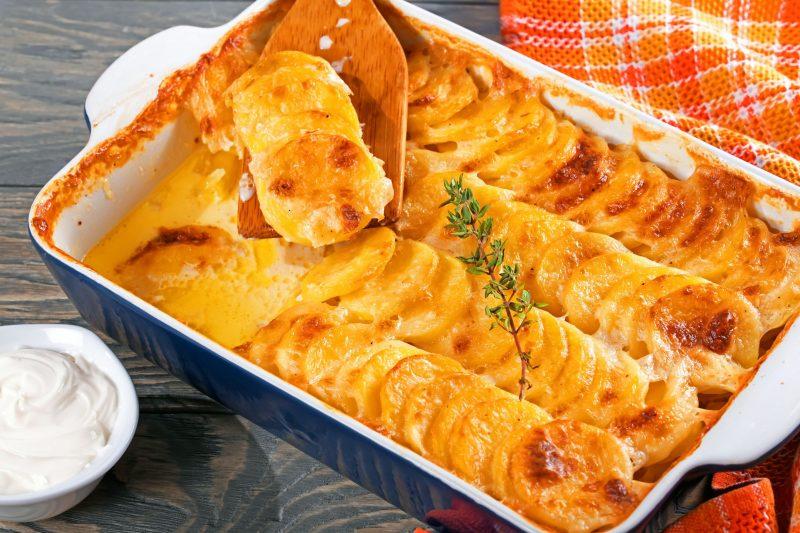 Картофель «Анна» на гарнир